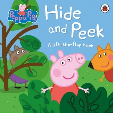 Peppa Pig: Hide and Peek