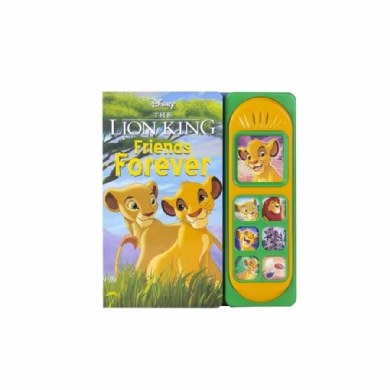 PIP - Lion King Sesli Kitap