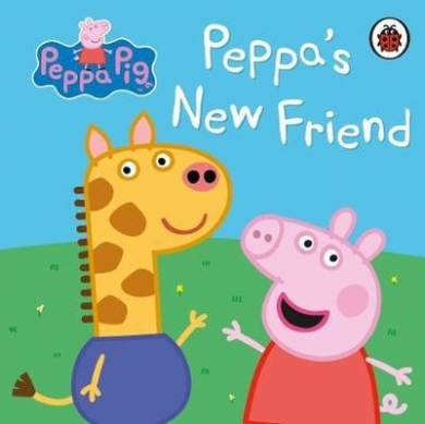 Peppa Pig: Peppas New Friend