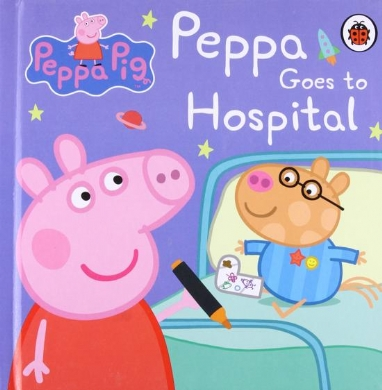 Peppa Pig: Peppa Goes To Hospital
